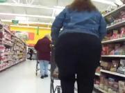 Massive milf ass