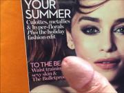 Fashion Magazine Cum Tribute Marie Claire - Emilia Clarke
