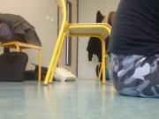 My classmate ass