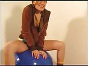 Why cant that exercise ball be my face FM14