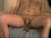 Amateur Italia Shemales Insertion Vegetable Fuck Ass Cucumber