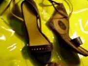 Wife shoe fun