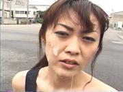Yukari Sakurada - Cum Walk - 3