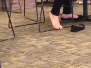 Candid feet #115