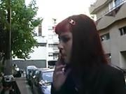 FR - Melanie Amateur Goth Anal