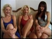 3 Czech Babes and 1 Lucky Guy