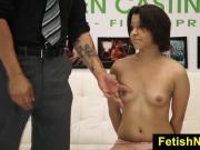 FetishNetwork Penny Nickles teen bondage