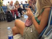 In Milano Malpensa before departure