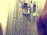 Young Indian Teen In the Shower PLEASE COMMENT