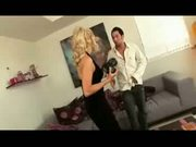 Stocking Blonde Milf Natasha SM65