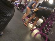 How Can She Wear These To The Gym?