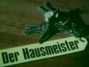 vintage 70s german - Der Hausmeister - cc79