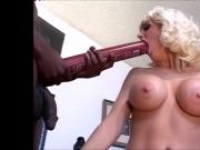 Blondie takes it all Part 2