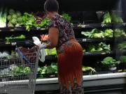 Mature big booty shopping 1