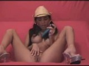 Mindy Vega cowgirl FM14