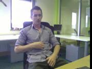 Jerk Off in the Office.