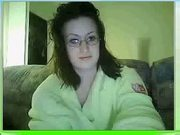 Nerdy webcam strip