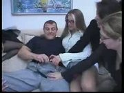 Mistress Strapon Orgy 