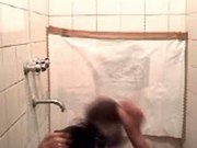 Hidden Camera In The Shower To a Mature 3