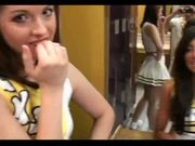 Ever Thought this Happens in Cheerleaders' Changing Rooms?