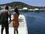teen sex on a boat
