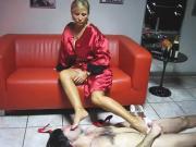 lady barbara en maitresse