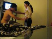pareja peruana