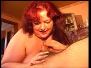 A big bellied redhead
