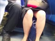Evening Upskirt for Two - Part Two