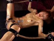 Tens unit torture Asian