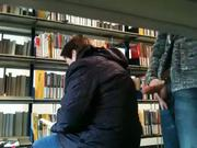 library jerking