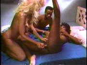 Betty Boobs Blond, Ebony Ayes Black & Peter Lawrence