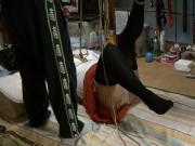 Very M's Fujiko and horny bondage teacher