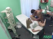 FakeHospital Patient fucks his sexy nurse