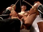 BDSM Samurai Training Censored