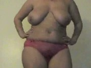 Pepsi B Topless Wii Hula Hoop
