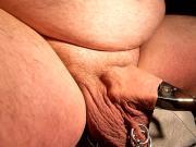 Vorhaut spreizen - spread Foreskin - Extrem