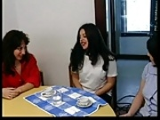 Beatriz, Xiquita e Gabriela - All girls Scene.