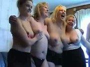 Russian boobs.