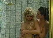 Mark Of Zoro Jenna Fine And KC Williams Lesbian Scene