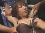 japanese girl getting and squirting enemas