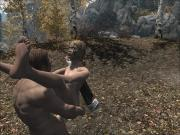 Skyrim- Sex Standing Position