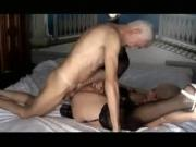 Grandfather fuck hard