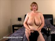 Curvaceous Cougar Lila Lovely
