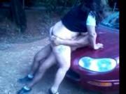 Cogiendo en el auto