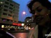 Streetcasting!!! Skinny Maedchen Jacky