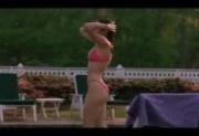 Jessica Biel - Summer Catch - Pool Scene