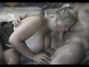 BBW Big Tits Amateur Homevideo