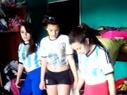 Nenas #Argentas Perreando #03