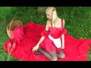 Cappuccetto Rosso :))))